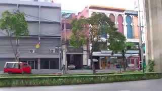 曼谷自由行- BTS On Nut 空鐵站步行往平價按摩街(蘇坤逸77之 ...