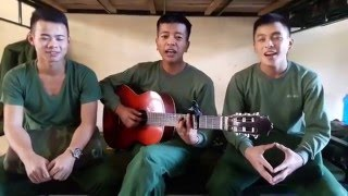 Gia nhu anh lang im - HD - Lyrics - Jenda Nguyen - Cao Trung Nguyên - Youtube