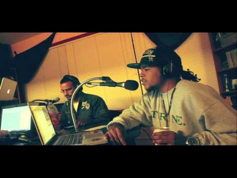 ALLiNRadio - D.A.GO Radio interview + Short Music Videos