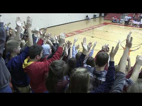 Viking Clap Compiliation - Cedar Springs High School