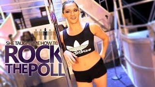 Magician vs Pole Dancing \\ Touring Tricks a Magician's vlog