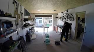 Лакокрасочный день и ремонт дверей и замка