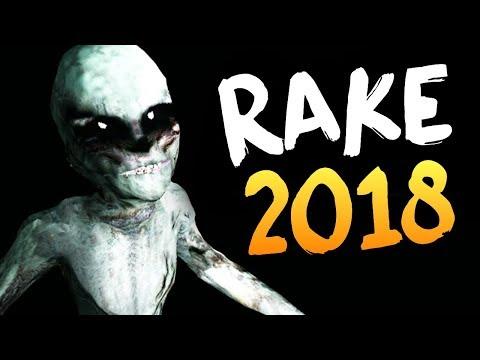 ВЕРНУЛИСЬ В  ЛЕС ЧТОБ НАКАЗАТЬ РЕЙКА! -  RAKE