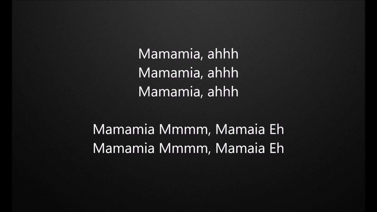 ridsa mamamia
