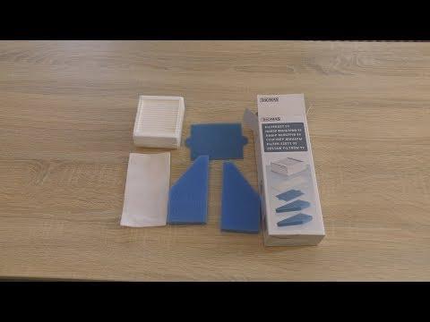 Комплект фильтров Thomas для пылесосов ХТ / ХS (787241)