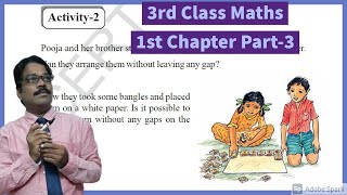 3rd class Mathematics EM 1st Chapter Part-3(Telangana Primary school digital lessons)