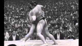 Maenoyama vs. Kitanofuji : Nagoya 1971 (前の山 対 北の富士)