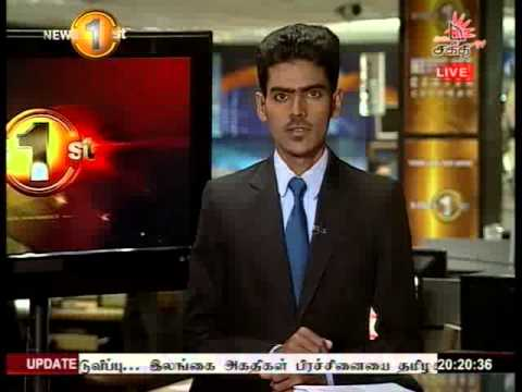 News 1st Prime time 8PM Shakthi TV news 18th February 2015