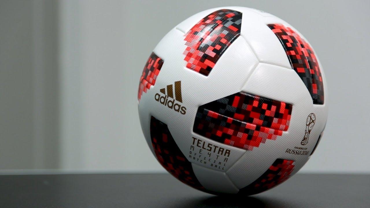 49b40e52da0b6 Nuevo balón del Mundial de Rusia 2018 para la Fase Final - adidas TELSTAR  MECHTA 18