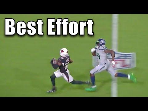 NFL 'Best Effort' Plays