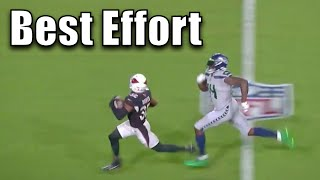"NFL ""Best Effort"" Plays (Part 1)"