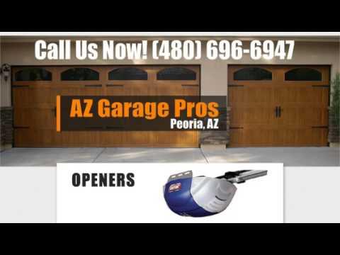 Garage Door Repair Peoria Az Garage Pros 1 In Arizona