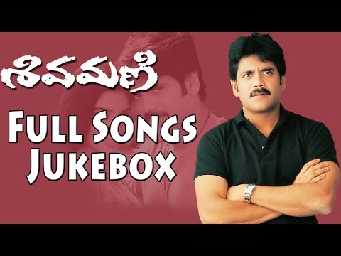 Shivamani( శివమణి) Movie Full Songs || Jukebox || Nagarjuna, Aasin