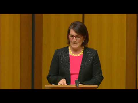 I gave a speech in parliament on equal rights for all Australians - 23 November, 2016