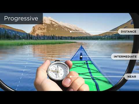 What Are Progressive Lenses And Are They Better Than Bifocal Lenses?