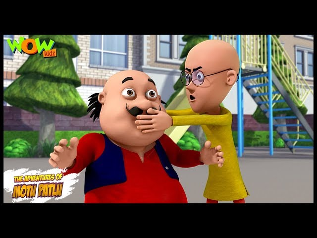 Motu Patlu New Episode | Cartoons | Kids TV Shows | Laughter Club Ka Asar | Wow Kidz