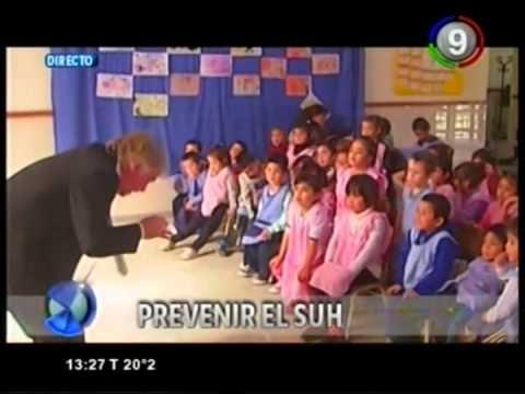 Canal 9 Bahía Blanca   Movil en VIVO   Jardin 947 obra teatro prevenir el SUH
