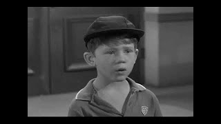 The Andy Griffith Show S01E08 Opies Charity