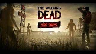 walking dead 400 dias  capitulo 1