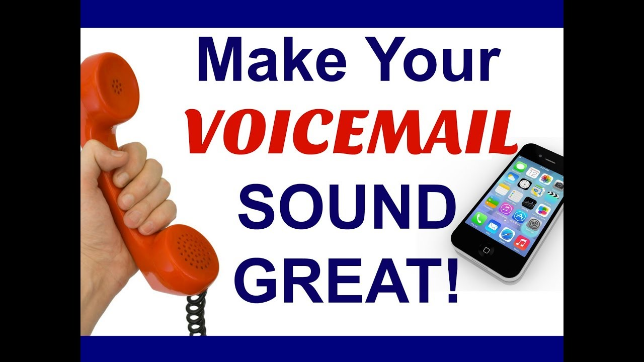 Professional Voicemail Greetings Auto Attendant Recordings Youtube