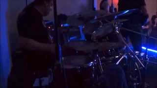 Dead End Future - live Drum Cam