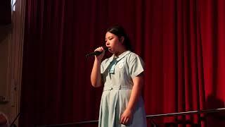 Publication Date: 2018-06-05   Video Title: 中華傳道會劉永生中學 sing con 獨唱 5D 莊穎欣