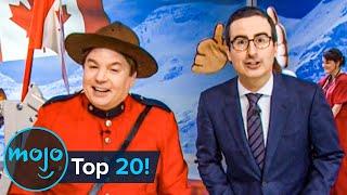 Top 20 John Oliver Moments