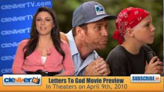 Letters To God Movie Preview and Trailer