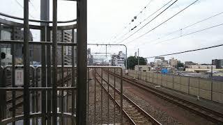 西武池袋線  Fライナー 快速急行元町・中華街行き 6000系 2018.09.01