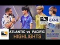 HIGHLIGHTS Atlantic vs. Pacific | 2019 All Stars | Arcade | Overwatch League