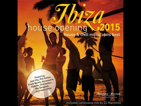 Various Artists - Ibiza House Opening 2015 - House & Chillout Music at Its Best (Manifold Record...