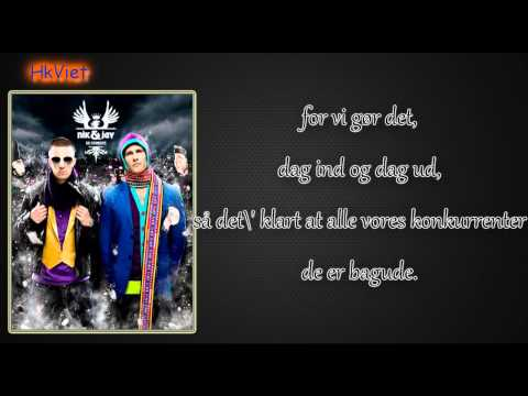 Giv Mig Dine Tanker - Nik & Jay [ Lyrics + Link Download ]