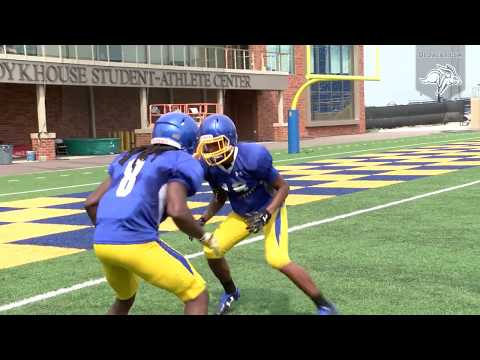 Football Fall Camp - Cornerbacks (08.04.2017)