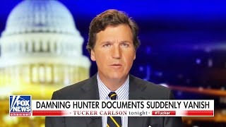 Tucker: Hunter Biden Conspiracy Proof Lost in the Mail