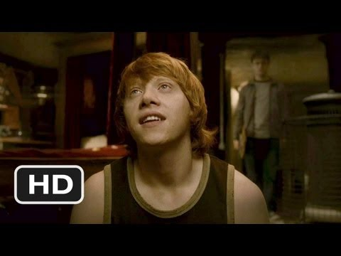 Harry Potter and the HalfBlood Prince 4 Movie   In Love With Who? 2009 HD