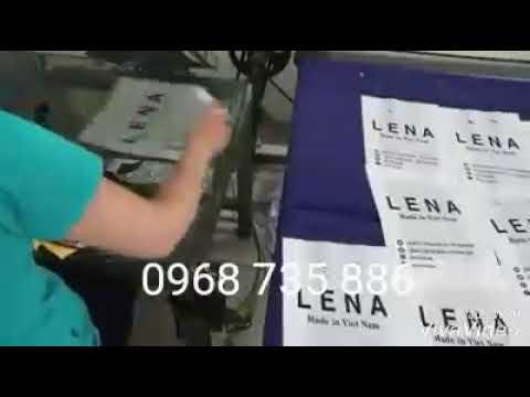 In túi Nilon - In Túi Nilon giá rẻ tại Thanh Hóa - In túi quảng cáo  0977579928 - 0968735886