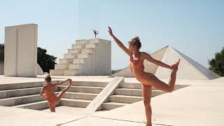 Pirateflo natural yoga wear