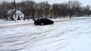 Белгород-Днестровский. Снежный Дрифт. Snow Drift.
