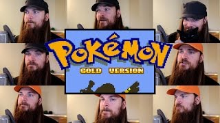 Repeat youtube video Pokemon Gold/Silver/Crystal - New Bark Town Acapella
