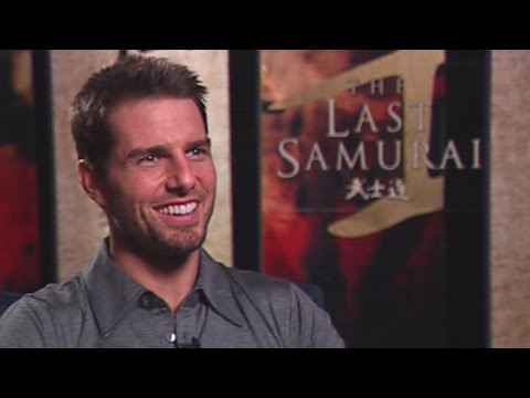 'The Last Samurai' Interview