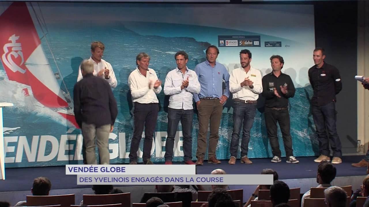 Vendée Globe : des yvelinois engagés dans la course