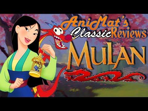 Mulan (1998) - AniMat's Classic Reviews