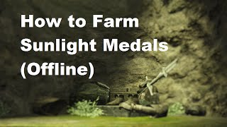 Dark Souls 2: How to Farm Sunlight Medals (Offline/Solo)