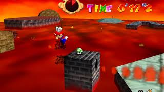 SM64 TAS Competition 2018 Task 6 - 23.87