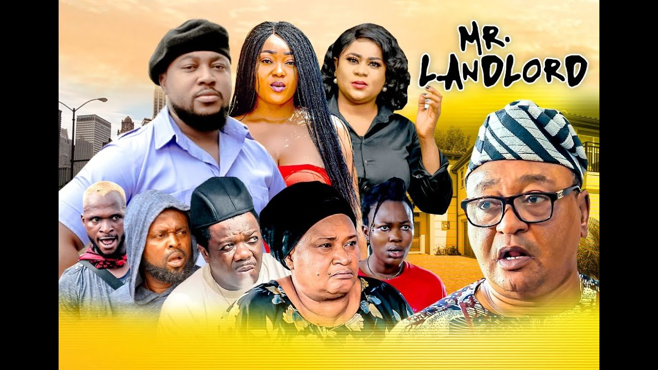 Download MR. LANDLORD EPISODE 18 - (New Series)  2021 Latest Nigerian Nollywood Movie