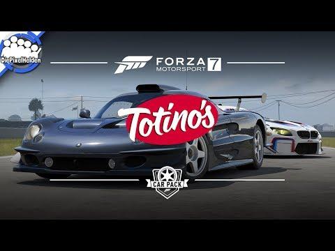 FORZA MOTORSPORT 7 - Totino's Car Pack - Review [german / deutsch]