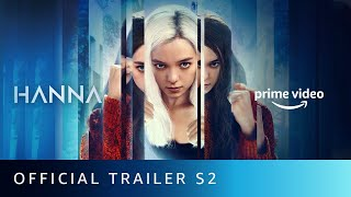 Hanna Season 2 - Official Trailer 2020 | Amazon Original | July 3