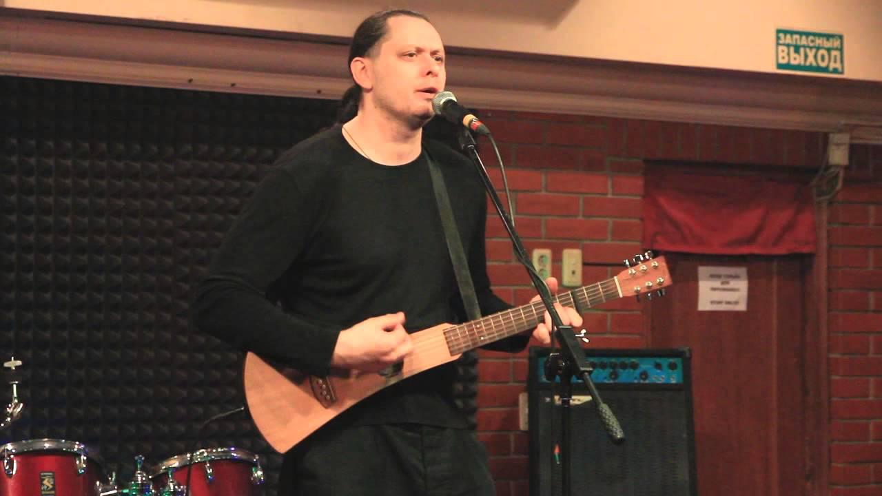 Михаил Елизаров 29.03.14 — Ледокол Красин