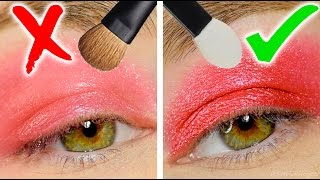 EYESHADOW YOU'VE BEEN DOING WRONG!