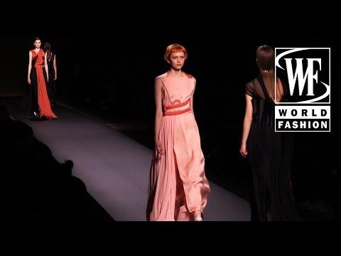 Vionnet Fall-Winter 16-17 Paris Fashion Week